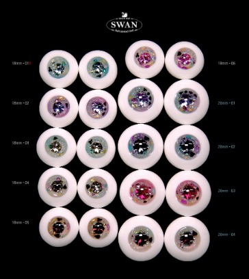 Spring Fairies 18mm & 20mm